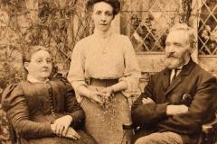 Local Brixham Victorian Family.