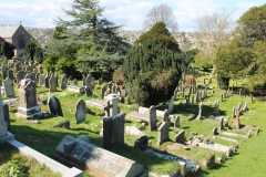 St Mary's Grave Yard.